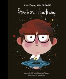 Stephen Hawking : 21 by Maria Isabel Sanchez Vegara