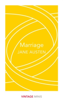Marriage : Vintage Minis by Jane Austen