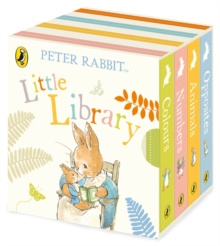 Peter Rabbit Tales: Little Library by Beatrix Potter