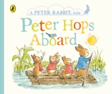 Peter Rabbit Tales - Peter Hops Aboard by Beatrix Potter