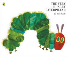 The Very Hungry Caterpillar (Big Board Book) by Eric Carle