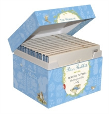The World of Peter Rabbit 1-12 Gift Box by Beatrix Potter