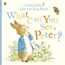 What Can You See Peter? : Very Big Lift the Flap Book by Beatrix Potter