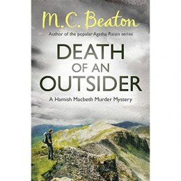 Death of an Outsider by M. C. Beaton