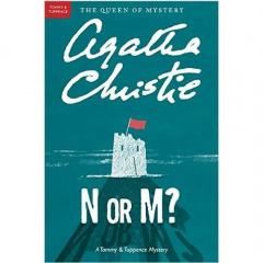 N or M? by Agatha Christie