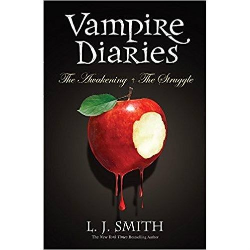 The Vampire Diaries:The Awakening & The Struggle by L.J.Smith