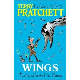 Wings: The Third Book of the Nomes (The Bromeliad Trilogy) by Terry Pratchett