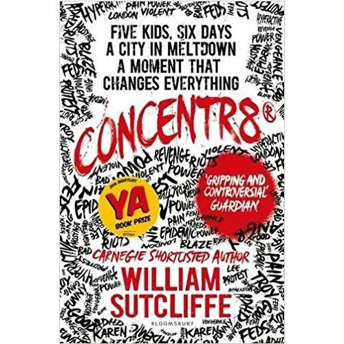 Concentr8 by William Sutcliffe