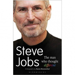 Steve Jobs The Man Who Thought Different by Karen Blumenthal