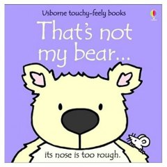 That's Not My Bear by Fiona Watt