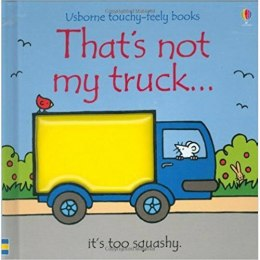That's Not My Truck by Fiona Watt