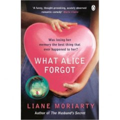 What Alice Forgot by Liane Moriarty