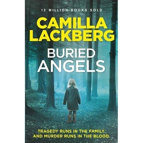 Buried Angels : 8 by Camilla Lackberg