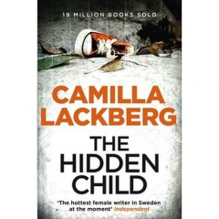 The Hidden Child : 5 by Camilla Lackberg