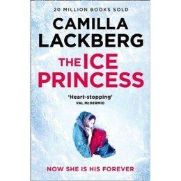 The Ice Princess : 1 by Camilla Lackberg