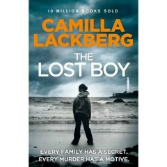 The Lost Boy : 7 by Camilla Lackberg