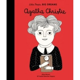 Agatha Christie by Isabel Sanchez Vegara