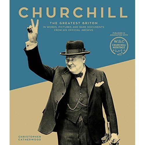 Churchill by Christopher Catherwood