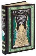Complete Cthulhu Mythos Tales (Barnes & Noble Omnibus Leatherbound Classics) by H.P. Lovecraft
