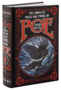 Complete Tales and Poems of Edgar Allan Poe (Barnes & Noble Omnibus Leatherbound Classics) by Edgar Allan Poe