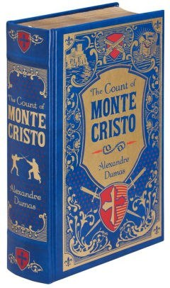 Count of Monte Cristo (Barnes & Noble Omnibus Leatherbound Classics) by Alexandre Dumas