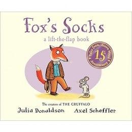 Fox's Socks : 1 by Julia Donaldson