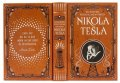 Inventions, Researches and Writings of Nikola Tesla (Barnes & Noble Omnibus Leatherbound Classics) by Nikola Tesla