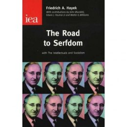 Road to Serfdom: With the Intellectuals and Socialism (Condensed Edition)