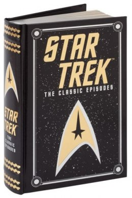 Star Trek: The Classic Episodes (Barnes & Noble Leatherbound Classic Collection)