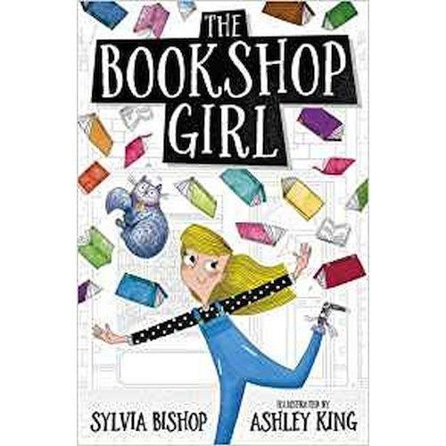 The Bookshop Girl by Sylvia Bishop