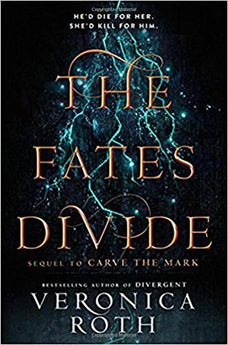The Fates Divide by Veronica Roth (Hardback)