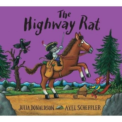 The Highway Rat Christmas by Julia Donaldson