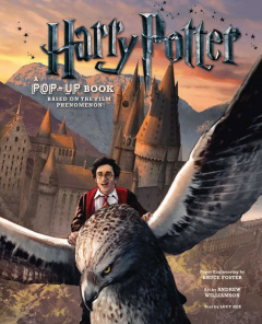 Harry Potter: A Pop-Up Book Illustrated by Andrew Williamson