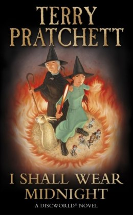 I Shall Wear Midnight : (Discworld Novel 38) by Terry Pratchett