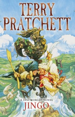 Jingo : (Discworld Novel 21) by Terry Pratchett