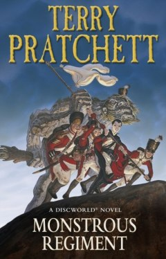 Monstrous Regiment : (Discworld Novel 31) by Terry Pratchett