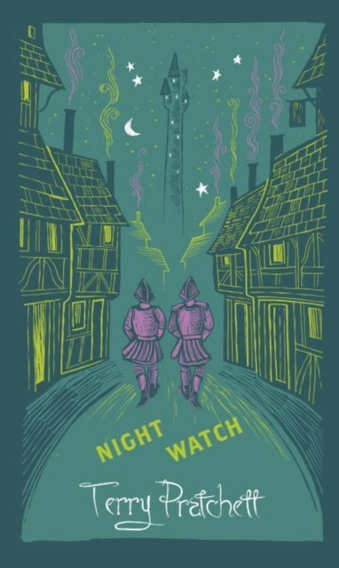 Night Watch : (Discworld Novel 29) by Terry Pratchett