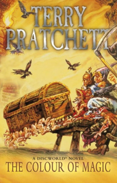 The Colour Of Magic : (Discworld Novel 1) by Terry Pratchett