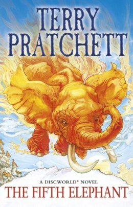 The Fifth Elephant : (Discworld Novel 24) by Terry Pratchett