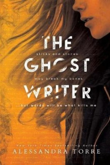 The Ghostwriter by Alessandra Torre, A R Torre