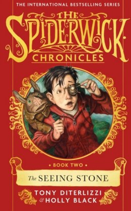 The Seeing Stone : 2 by Tony DiTerlizzi, Holly Black