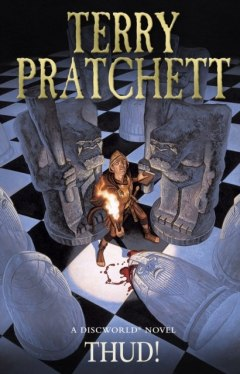 Thud! : (Discworld Novel 34) by Terry Pratchett