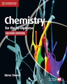 Chemistry for the IB Diploma Coursebook by Steve Owen, Peter Hoeben, Mark Headlee