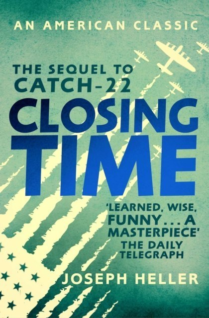 Closing Time by Joseph Heller