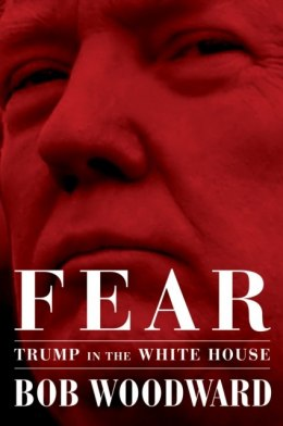 Fear : Trump in the White House by Bob Woodward