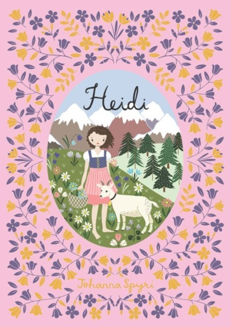Heidi (Barnes & Noble Collectible Classics: Children's Edition) by Johanna Spyri