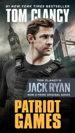 Patriot Games (Movie Tie-In) : 2 by Tom Clancy