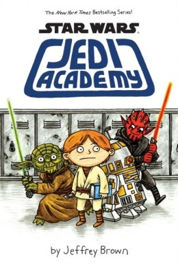 Star Wars: Jedi Academy : 1 by Jeffrey Brown