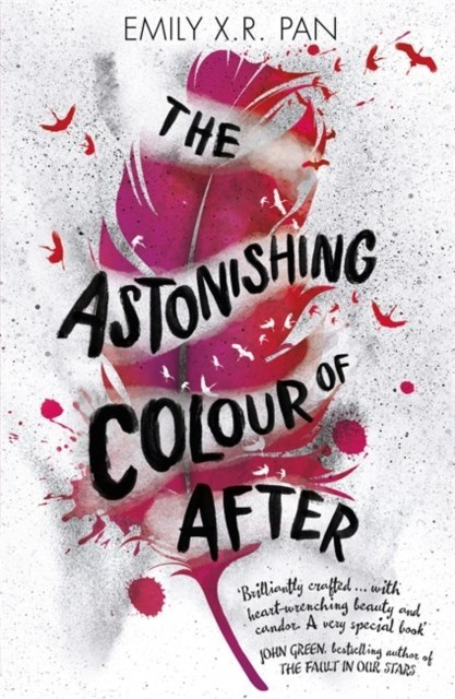 The Astonishing Colour of After by Emily X.R. Pan