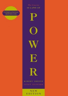 The Concise 48 Laws Of Power by Robert Greene, Joost Elffers